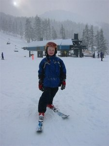 Mt Bachelor Cillian