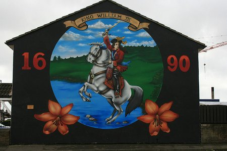 King-William-Of-Orange-Mural