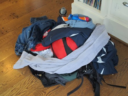 Teen Packing