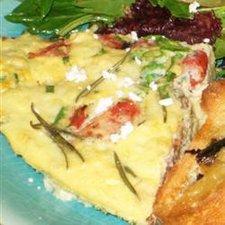 frittata-salad