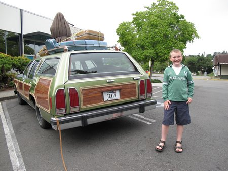 HomeAway Truckster