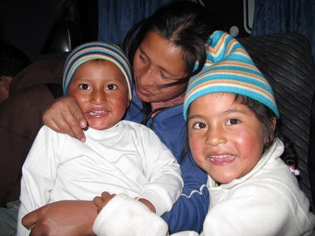 Andean Kids