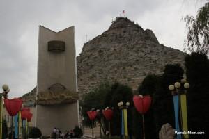 Kyrgyzstan-Osh-Mt-Suleiman