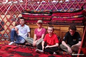 Kyrgyzstan-Osh-Yurt