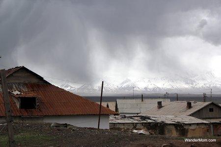 Kyrgyzstan-Sary-Tash