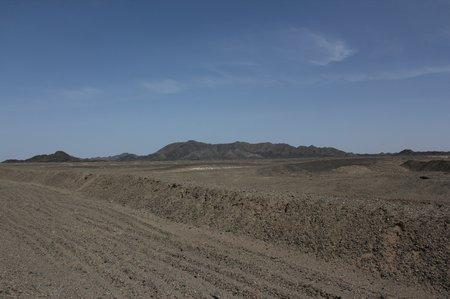 western-china-desert-road