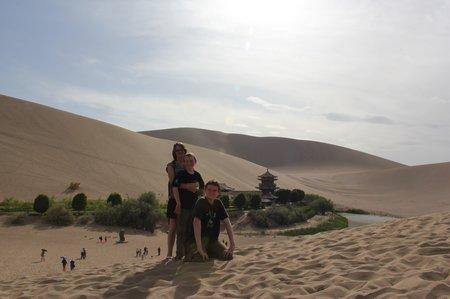 western-china-dunhuang-singing-sand-dunes