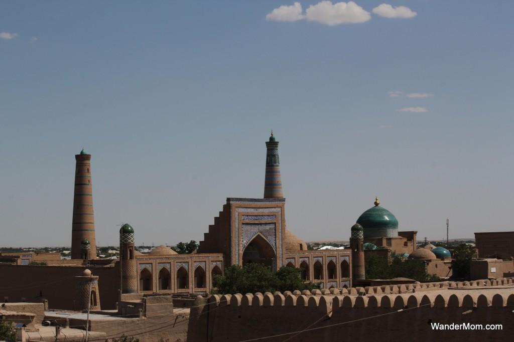 Khiva-Uzbekistan