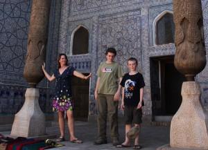 Khiva-Uzbekistan-Ark