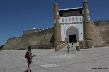 Bukhara-Uzbekistan-Ark