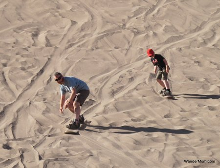 Chile-Travel-Sandboarding