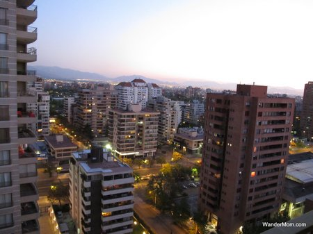 Chile-Travel-Santiago-City-View