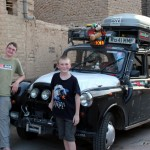 Yazd-Iran-London-Taxi