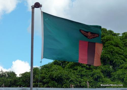 Zambia-Flag
