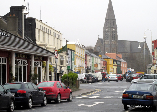 ireland-with-children-connemara-clifden-main-street
