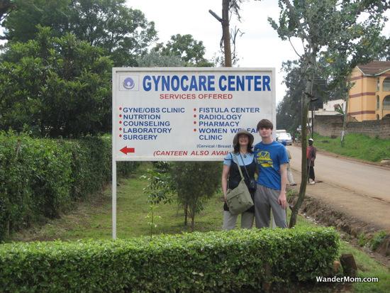 Eldoret Kenya Gynocare Center