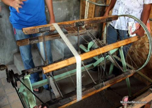 silk-making-machinery