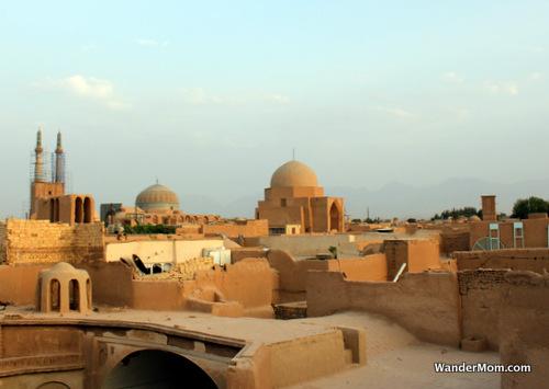 iran-yazd-old-town